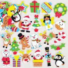 Christmas Foam Scrapbooking Stickers