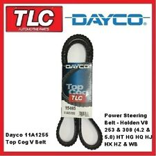 Dayco Holden V8 308 253 Power Steering Belt HT HJ HQ HX HZ WB 4.2 5.0