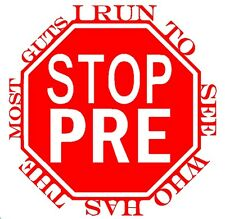 Steve Prefontaine Heat Transfer Decals  set of two