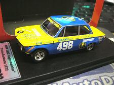 BMW 2002 1600 Trento Bondone 1972 Racing JÄGERMEISTER Scala43 Fertigmodell 1:43