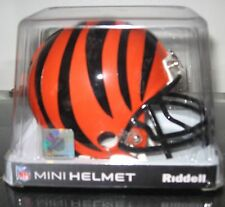 NFL MINI HELMETS CINCINNATI BENGALS By RIDDELL