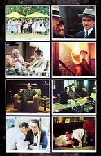 GODFATHER PART 2 * CineMasterpieces ORIGINAL MOVIE POSTER MINI LOBBY CARD SET