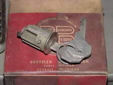 1948 49 50 51 52 53 54 55 Plymouth Dodge NOS MoPar KEYS DeSoto Chrysler Aluminum