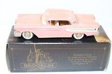 Brooklin BRK 22 1958 Edsel Citation 2 door Hardtop 1:43 very near mint in box