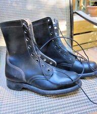Vintage 1966 Vietnam Era Military Jump Boots Sportwelt Shoe Co. Biltrite Sole 7W