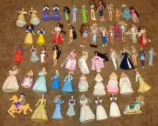 Big Mixed Lot 55 Vintage Figurines Mattel Barbie Disney Mcdonalds Burger King