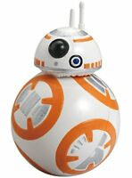 New Takara Tomy Metal Collection Star Wars No. 10 BB-8 Die-Cast Mini Figure