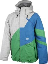 Mens Volcom Dazed Insulated Snowboard Jacket Size Medium 10K Waterproofing NEW!!