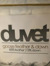 goose feather and down duvet Single Size