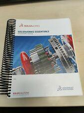 Solidworks Essentials Training Manual 2021