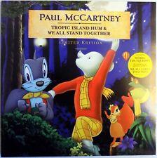"Paul McCartney - Tropic Island Hum - 7"" Single - Yellow Vinyl - 2004 - UK - New"