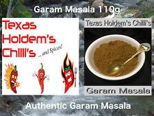 110g Garam Masala. 15 Spices.  Amazing taste & Aroma. Authentic Indian