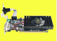 For NVIDIA GeForce GT730 2GB DDR3 64bit DVI VGA HDMI PCI-E Graphics Card