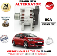 FOR CITROEN C4 II 1.2 THP 130 2014-ON BRAND NEW 90A ALTERNATOR ENG CODE EB2DTS