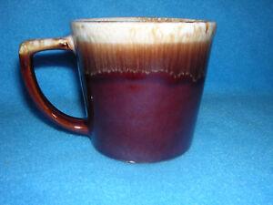 McCoy Brown Drip Mug with Handle