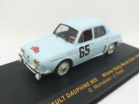 IXO 1:43 - Renault Dauphine #65 RAC103 Winner Rally Monte Carlo 1958