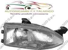 PROIETTORE FARO DESTRO ELETTRICO 2 PARABOLE FIAT PALIO 1997 > VETRO LISCIO
