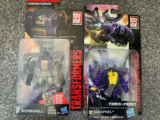 Transformers Combiners Bombshell & Skrapnel Action