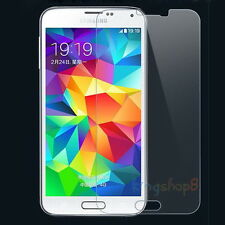 2x Premium Real Film Cover Tempered Glass Screen Protector For Samsung Galaxy S5