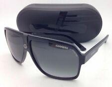 New Sunglasses CARRERA 33/S 807PT 62-11 Black Aviator Frame with Grey Gradient