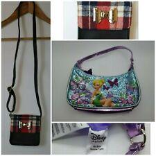 X2 Disney Store Tinkerbell Handbag Shoulder River Island Crossbody Boxy Bag Girl