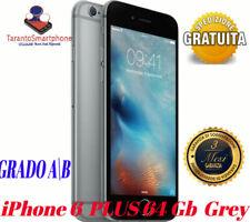 APPLE IPHONE 6 PLUS - 64GB - GREY GRADO C