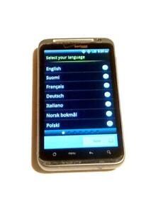 HTC  ADR6400L  ThunderBolt - 8GB - Black (Verizon) 4G LTE Smartphone