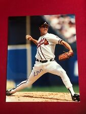 "Greg Maddux, ""Autographed"" (MM) 16 x 20  Photo (Scarce / Vintage) Braves"