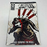 The Punisher Frank Castle Six Hours to Kill TPB Trade Paperback SWIERCZYNSKI