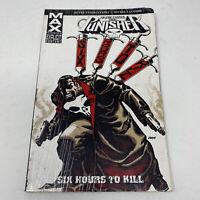 The Punisher Frank Castle Six Hours to Kill TPB Trade Paperback SWIERCZYNSKI