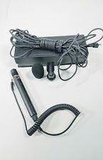 Vivitar Vm-1 1980's slim Video Mono Microphone With 3.5mm Jack