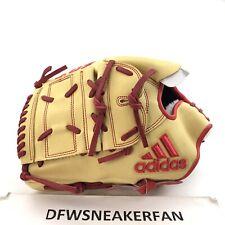 "Adidas EQT 1200 SP Pro Series Baseball Glove 12"" Light Tan Red LHT CF9187 New"