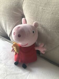 Small Ty Peppa Pig Plush Toy