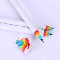 School Supplies Rainbow Pencils Writing Drawing Sketching Pencils Stationery
