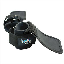 Pro Gym Weightlifting Workout Heavy Duty Men Womens Wrist Support Lifting Straps