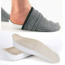 Secret Height Increase Lifts Taller Inserts In Sock Shoes Pad Heel Cup Insoles