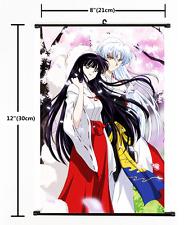 New Anime Sit boy Inu Yasha InuYasha Wall Poster Scroll Home Decor 2459