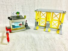 Lego Town City Cargo Weigh Station Building 60097/60026/60200/8404/60169