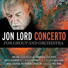 Jon Lord Concerto For Group And Orchestra, CD/2012/DEEP PURPLE/Nouveau Neuf dans sa boîte