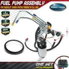 A-Premium Fuel Pump Assembly Compatible with Chevrolet Camaro Pontiac Firebird 1998 V6 3.8L