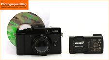 Fuji X20 fotocamera digitale corpo, & Batteria, Caricabatterie + spedizione gratuita nel Regno Unito