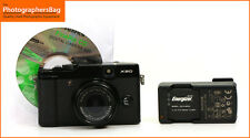Fuji X20 Digital Camera Body, & Battery, Charger +  Free UK Postage