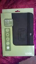 "Logik Starter Kit For Galaxy Tab 3 10.1"" - Case/Stylus/Screen Protector - New"