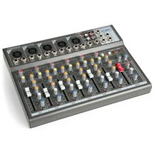 TABLE DE MIXAGE MIXER DJ USB 7 CANAUX LECTEUR USB MP3 CARTE SD ECHO DELAY MICRO