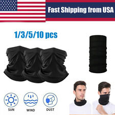 Balaclava Head Face Neck Gaiter Mask Tube Bandana Scarf Outdoor Sports Fishing