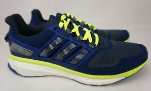 Adidas Energy Boost 3 Running Shoes AQ5959 Men's Athletic Sneakers Size 9.5 US
