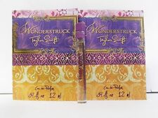 Taylor Swift Wonderstruck EDP Samples Lot of 2 ON SALE HOT SCENT FREE SAMPLE WOW