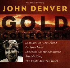 John Denver Gold collection (20 tracks, 1997, BMG) [CD]