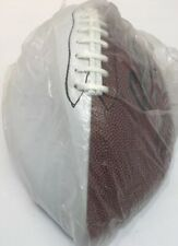 Baden Autograph Edition Blank White & Brown Football official size 2 White Panel