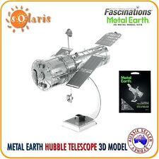 Fascination Metal Earth Hubble Telescope 3D Laser Cut Metal Model Kit